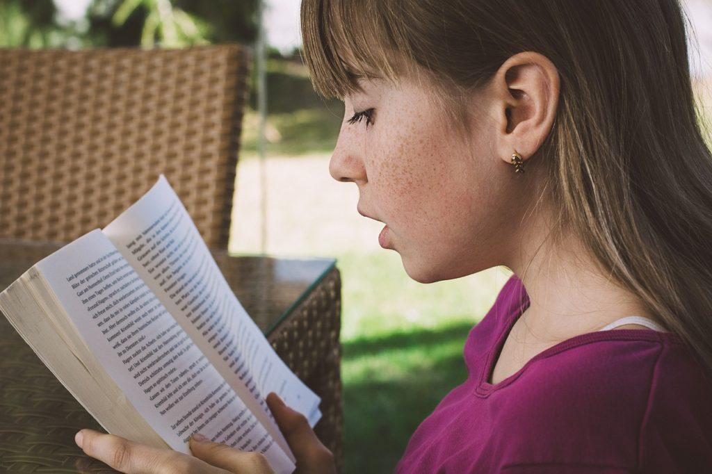 スピーキング力と多読は大きな関係がある
