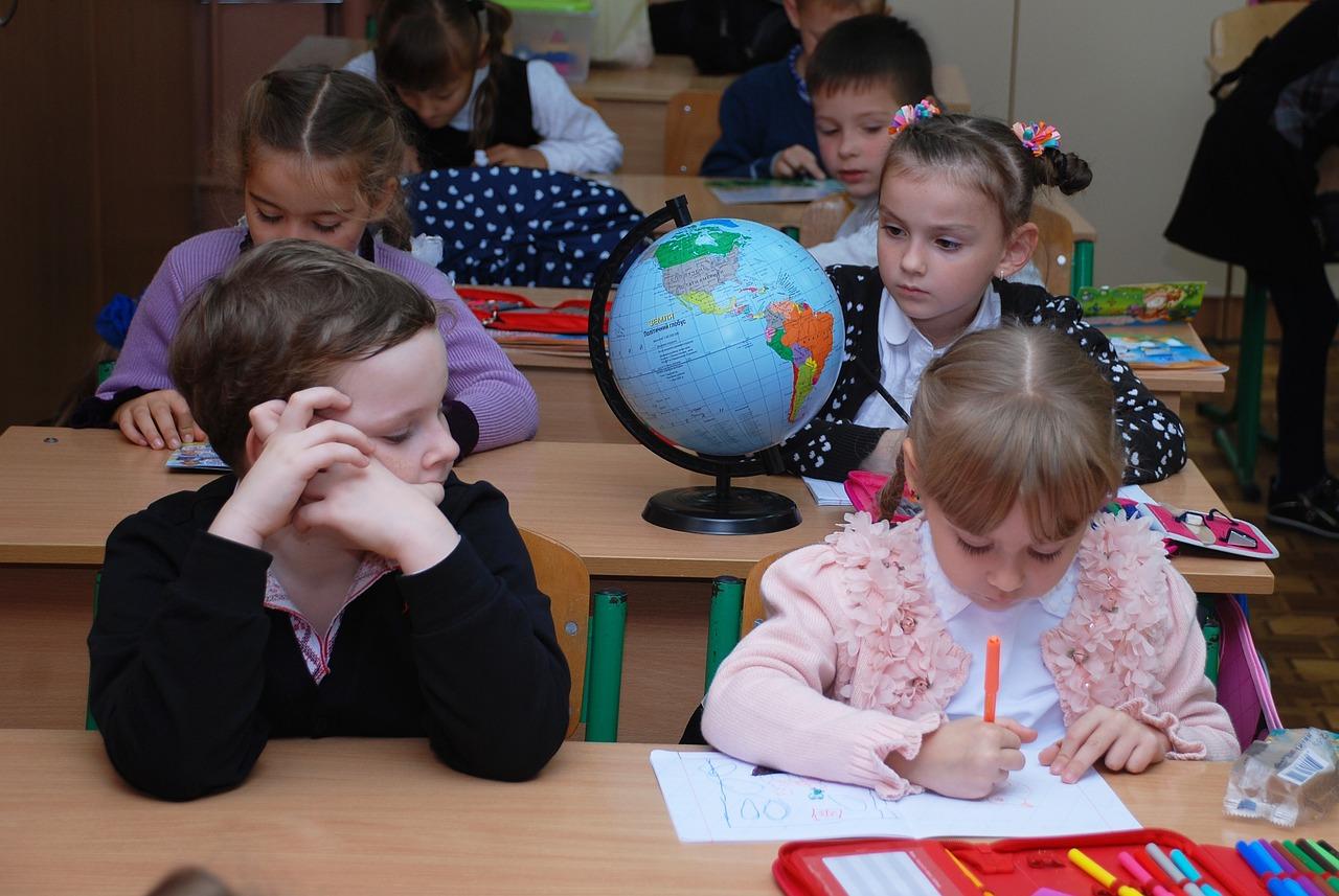 子供の英語は環境で変わる