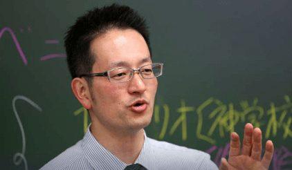 社会科講師 伊藤先生
