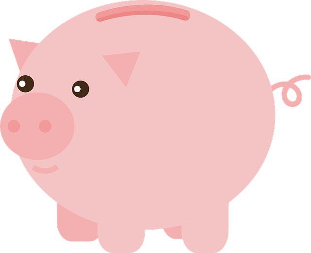 スタディサプリの支払い方法を3つ考える豚の貯金箱
