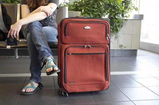 英語できないけど海外旅行に行く女性